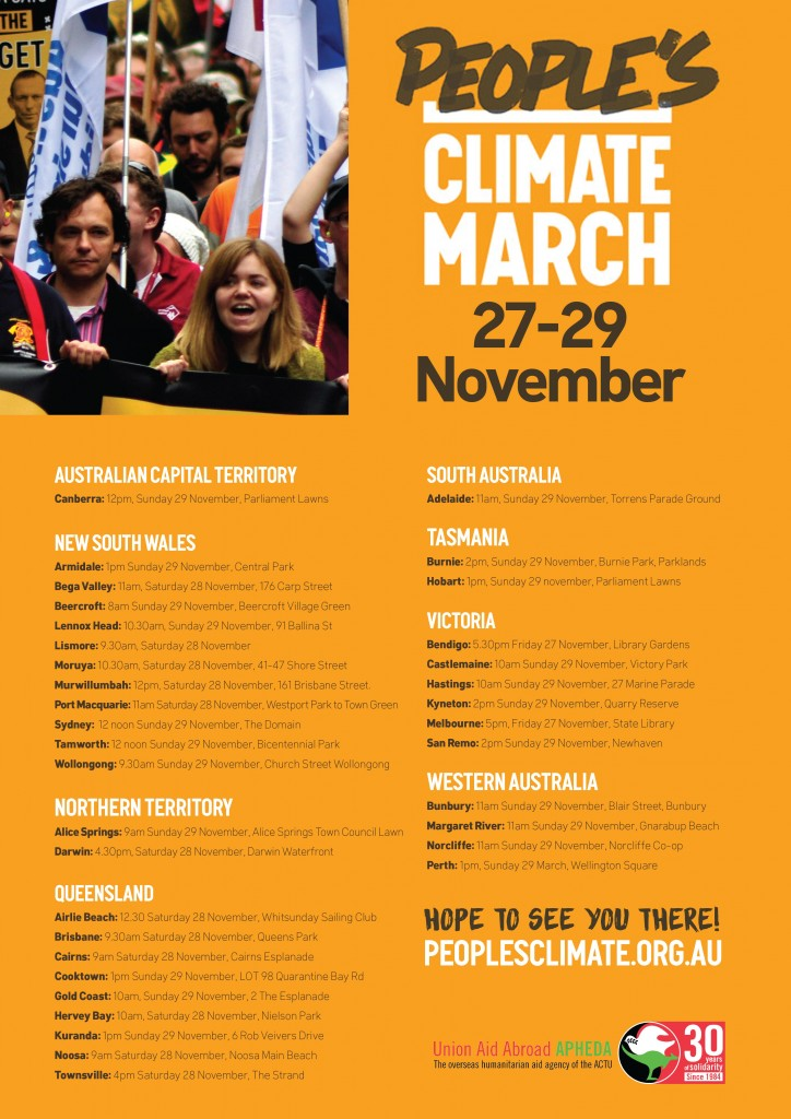 Peoples Climate March_A3_poster_v2