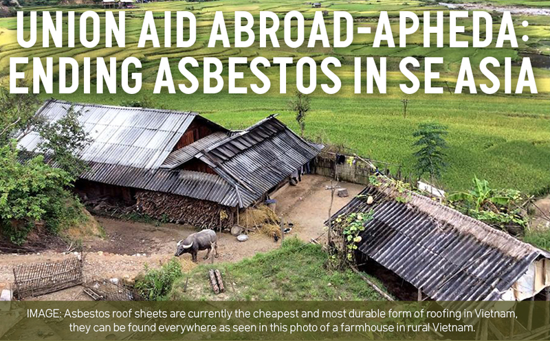 Ending Asbestos in South East Asia