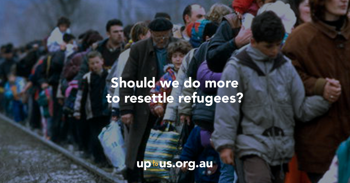 White Paper Australian Aid Should we do more to resettle refugees