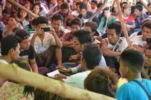 Min Min Soe Myanmar Labour Reporter