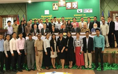 5-day training brings asbestos hazard awareness and consensus on the need for a ban on asbestos in Cambodia as soon as possible