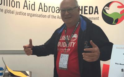 APHEDA People: Meet Andrew Dettmer