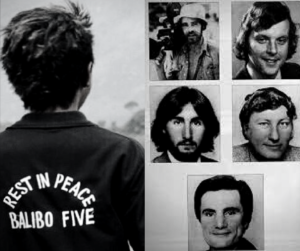 Remembering the Balibo Five an...