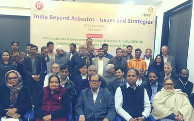 India Ban Asbestos Network launched!