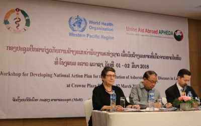Media Release: Laos takes steps to end asbestos