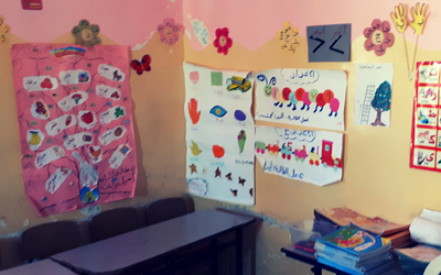 400 x 250_Hebron Kindergarten West Bank