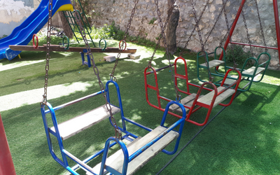 400 x 250_Hebron kindergarten play equipment