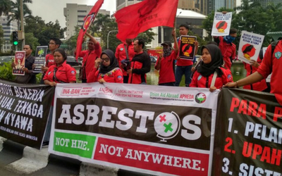 LION ramps up the fight against asbestos in Indonesia