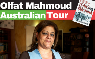 Olfat Mahmoud 2018 Tour