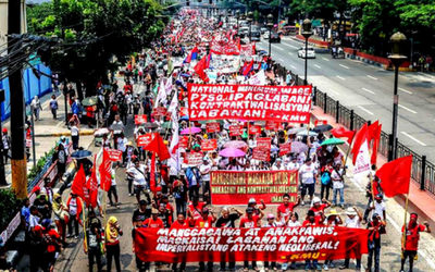 Training workplace union organisers and the fight to end sham contracting in the Philippines