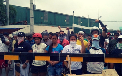 Widespread protests intensify vs short-term contractualization in the Philippines