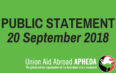 400 x 250 public statement 20 september 2018