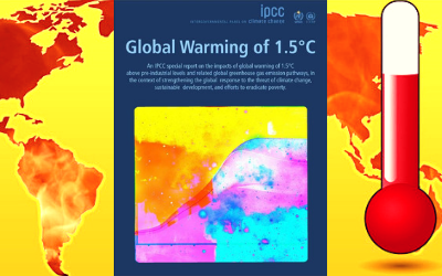 IPCC Report: action required to avoid catastrophic climate change