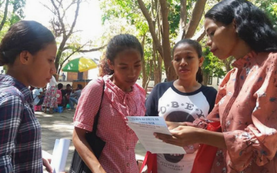WWCTL continues to fight for Working Women's Rights in Timor Leste