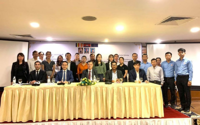Cambodia: First Tripartite Consultation Workshop a Big Success!