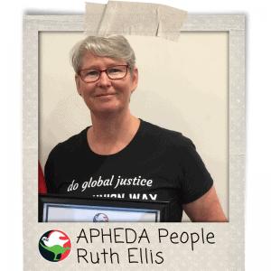 Ruth Ellis, WA Activist Group