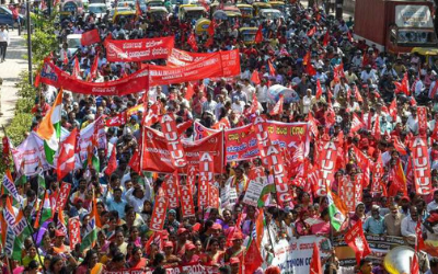 Bharat Bandh: the two days that shook India