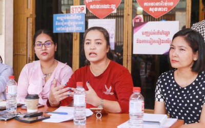 Food and Service Workers Organising for Human Rights in Cambodia