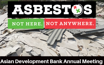 Safe Development Cannot Include Asbestos