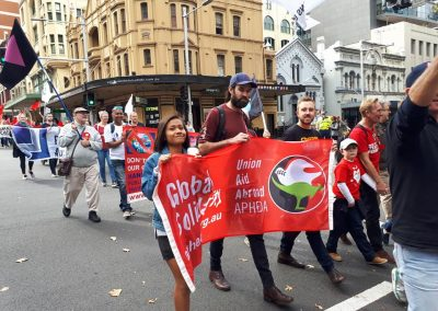 Sydney May Day Rally_5 May 2019_3_Image by Ken Davis