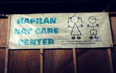 Celebrating Ten Years Working on the Hapilan Childcare Project