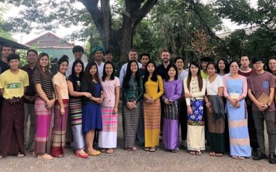Training Tomorrow's Activists in Shan State, Myanmar