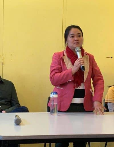 Karen Sydney Community Forum