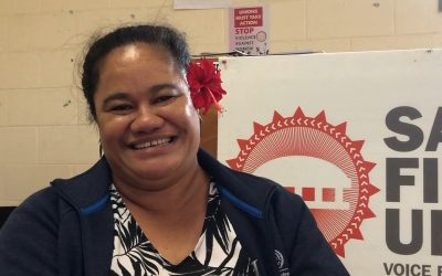 Samoan Workers on Verge of Winning National Raise!