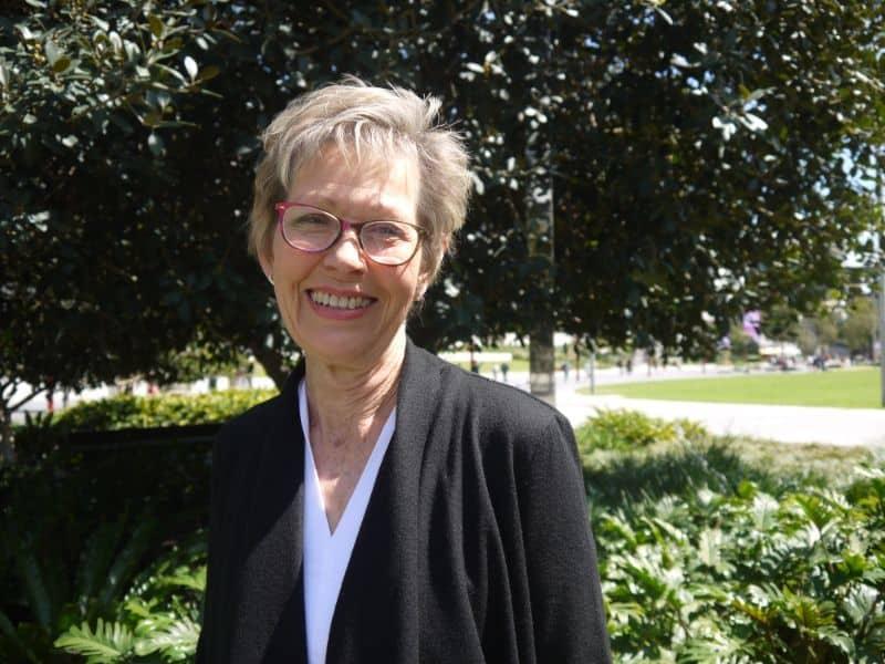 "Lesley Osborne on ""Solidarity in Action"" – APHEDA People"