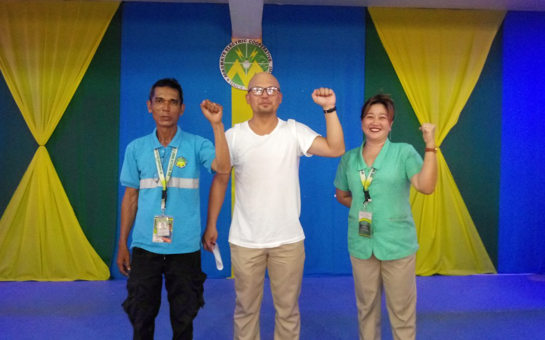 Leading the Fight for Energy Democracy on Masbate Island, The Philippines