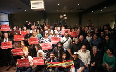 """A Luta Continua, Viva Timor Leste!"" – Melbourne Activists Celebrate Solidarity with Timor Leste"