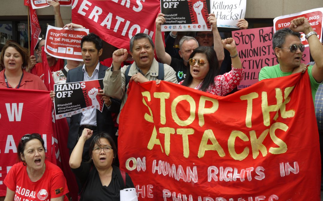 Five Things You Can Do to Stand with Unionists in the Philippines