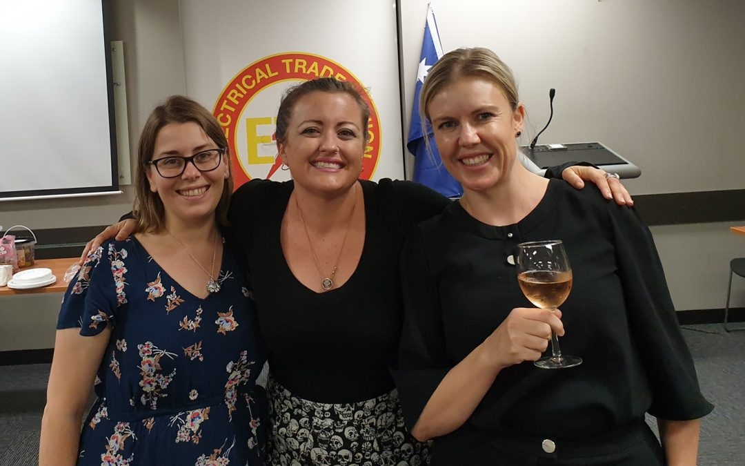 Brisbane Activists Raise More Than $5,000 for Women's Solidarity Across Borders!