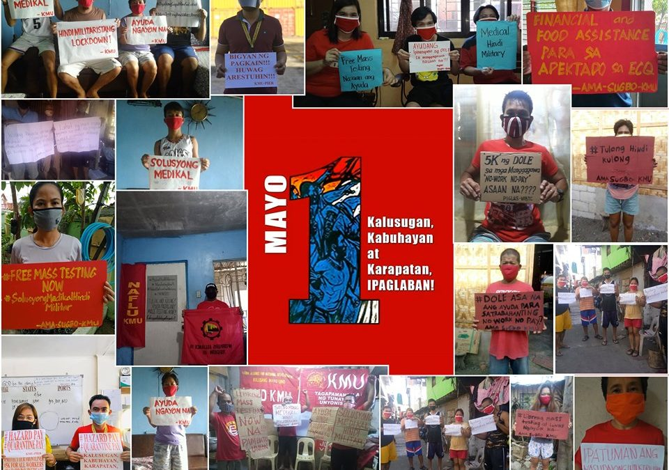 On May Day 2020, Unions Across Global South Call for Greater Worker Protections