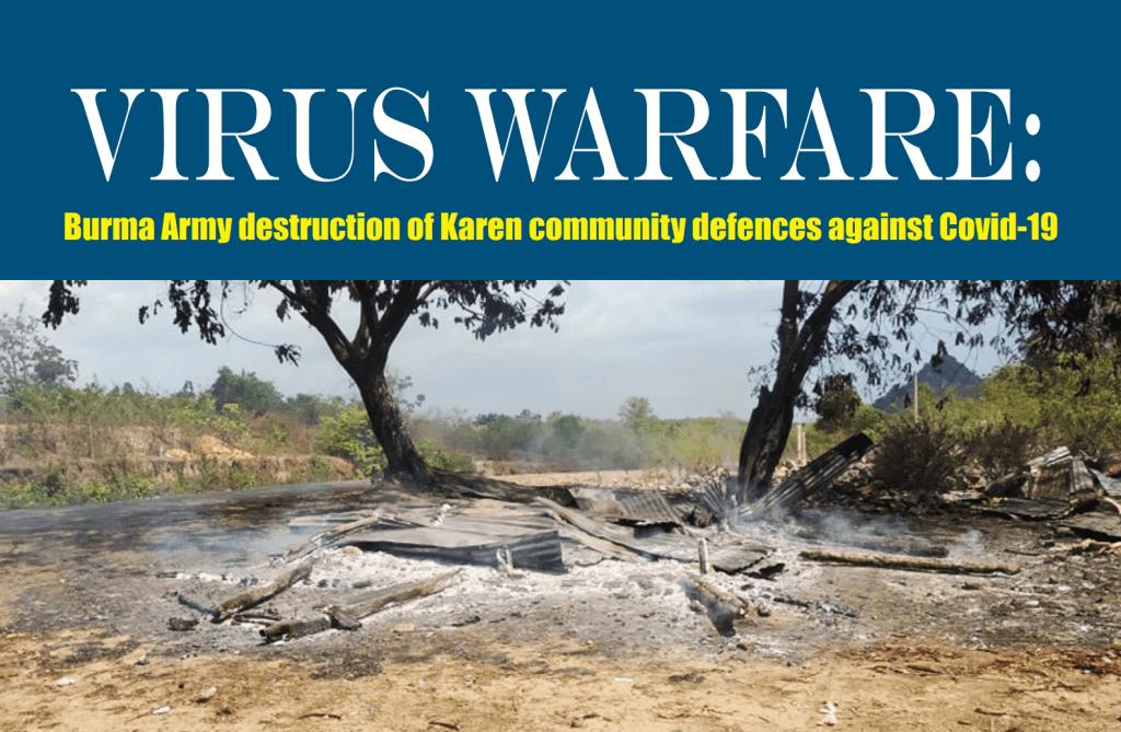 KPSN report Virus Warfare