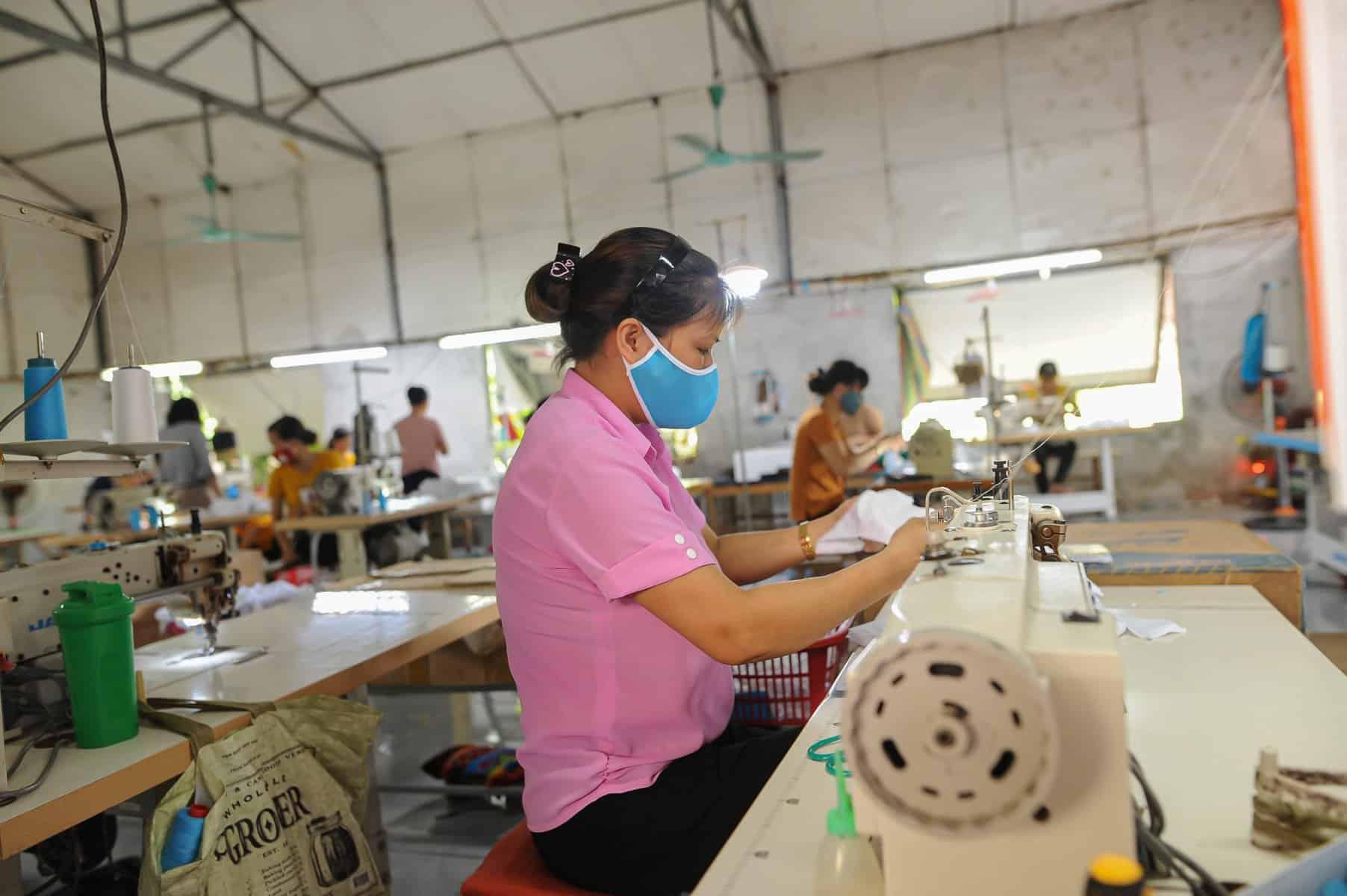 face-masks vietnam