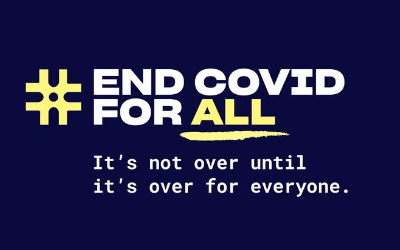 End Covid For All – Take the Pledge Today!