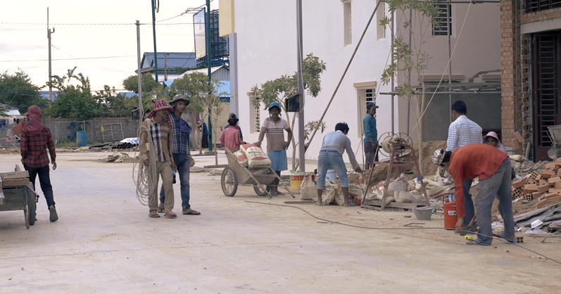 The Impact of COVID19 on Construction Workers in Cambodia