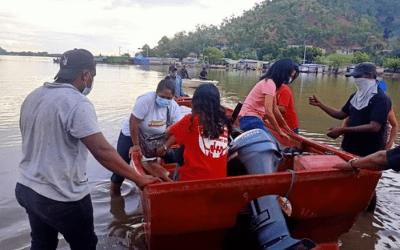 Timor Leste Flooding & COVID-19 Update: May 2021
